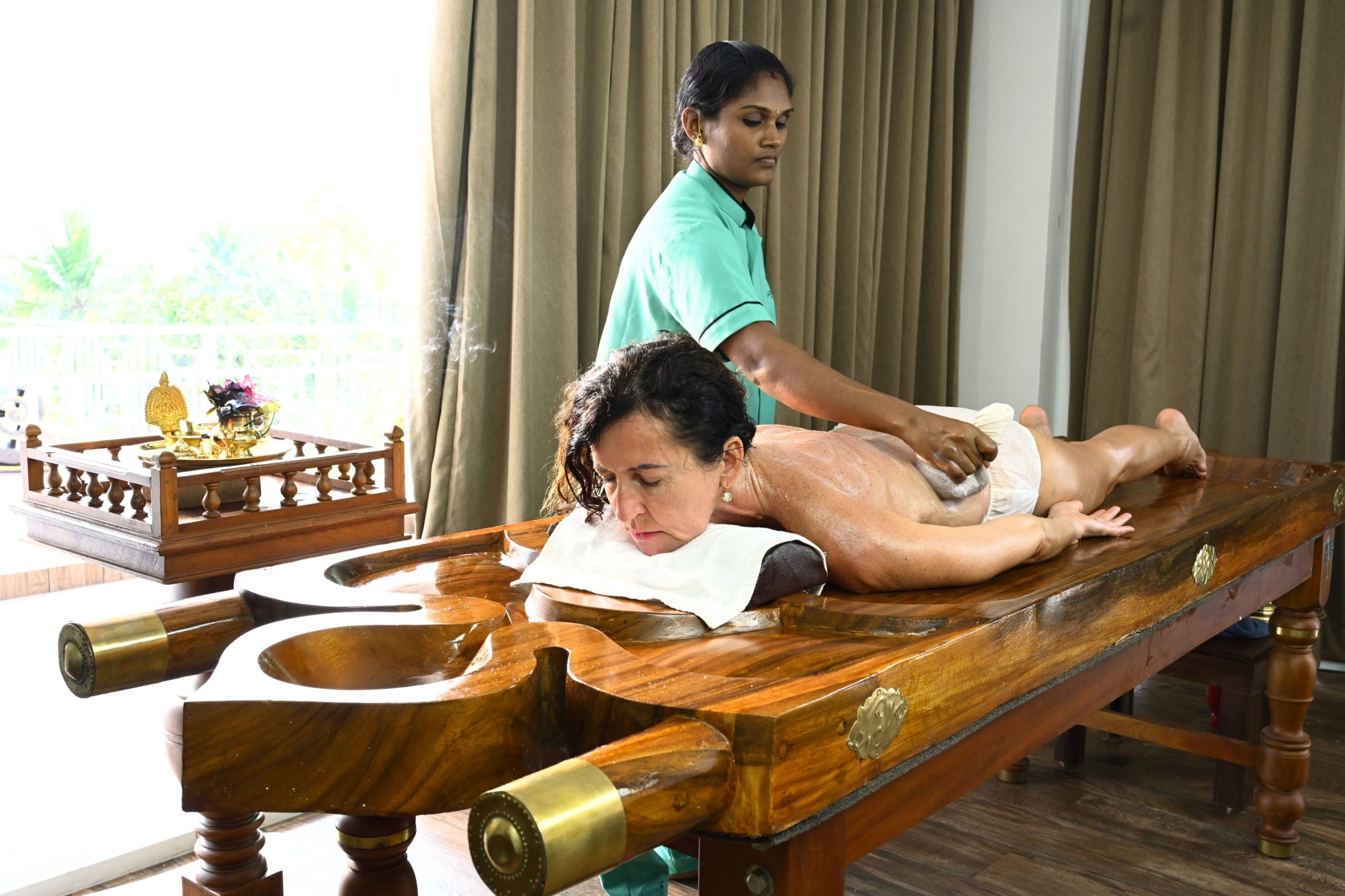 Ayurveda Rejuvenation Packages in Kovalam, Kerala